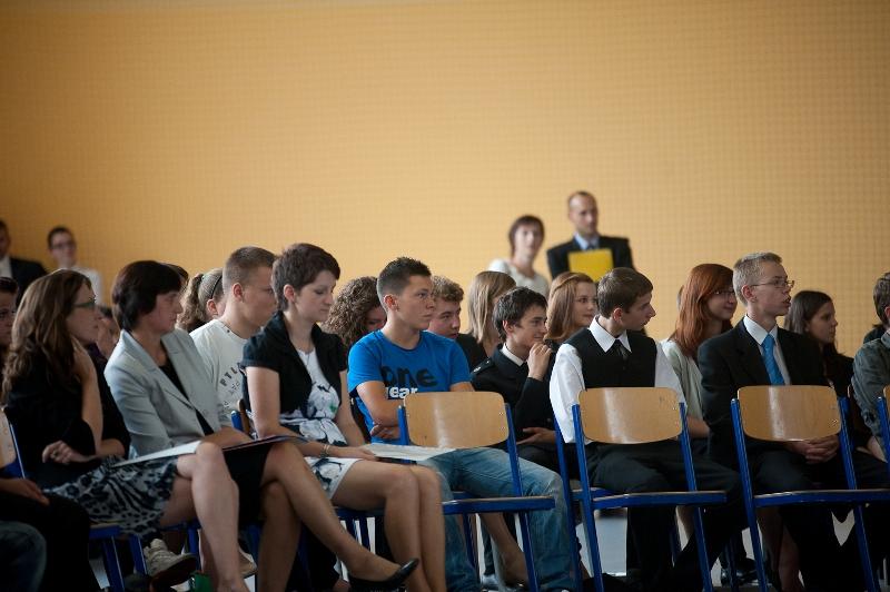 POWIATOWA INAUGURACJA ROKU SZKOLNEGO 2012/13 W NASZEJ SZKOLE