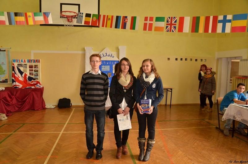 Konkurs UNESCO dla uczniów gimnazjum