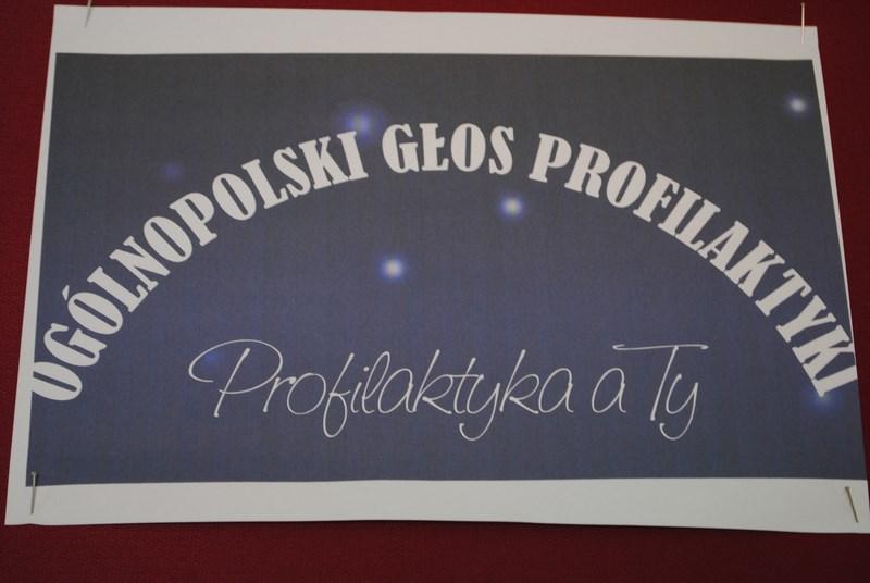 Ogólnopolski Głos Profilaktyki w Gromniku