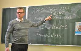 Jörg Schgalin - przedstawiciel VDK