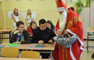 Mikołaj zawitał do naszej szkoły