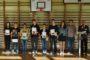 II miejsce w Mistrzostwach Powiatu w Tenisie Stołowym