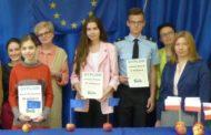 Bruksela otwiera drzwi dla kolejnych dwojga uczniów z naszej szkoły