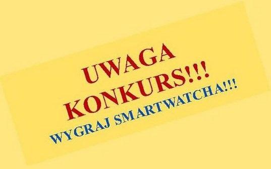 UWAGA KONKURS!