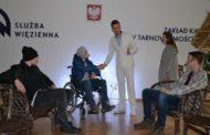 Z wizytą w Zakładzie Karnym w Tarnowie – Mościcach