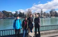 Licealiści z Gromnika w Hiszpanii