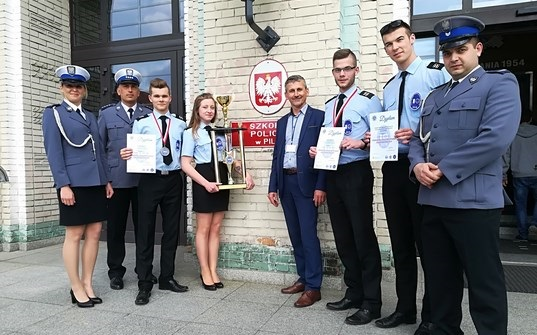 Uczniowie ZSOiZ w Gromniku najlepsi w Ogólnopolskim Turnieju