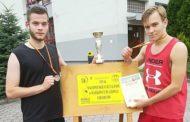 Uczniowie ZSOiZ w Gromniku medalistami Mistrzostw Małopolski w siatkówce plażowej