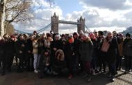 Londyńska przygoda młodzieży z ZSOiZ w Gromniku