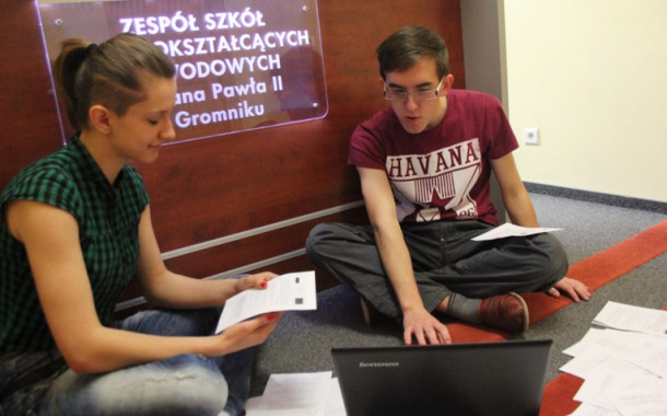 Nasi uczniowie walczą o mandat poselski na XX Sesję Sejmu Dzieci i Młodzieży!