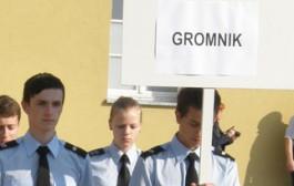 Uczniowie Klas Policyjnych z Gromnika najlepsi w Polsce !!!