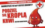 Odwołana akcja krwiodawstwa