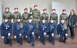 VII Wojewódzki Przegląd Musztry Klas Mundurowych – Gromnik 2019