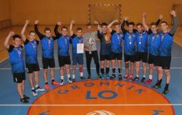 Uczniowie ZSOiZ w Gromniku medalistami Mistrzostw Małopolski w piłce siatkowej!