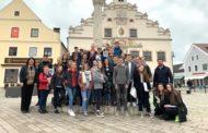 Wyjazd uczniów ZSOiZ im. Jana Pawła II w Gromniku do Niemiec