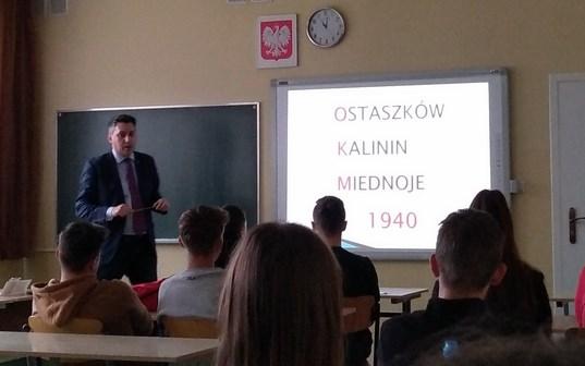 """Niecodzienna lekcja historii - """"OKM 1940 Ostaszków-Kalinin-Miednoje"""""""
