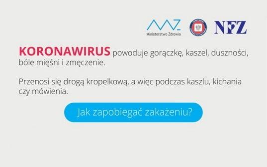 Profilaktyka koronawirusowa