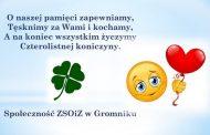 Pożegnanie Absolwentów LO Gromnik - 2020