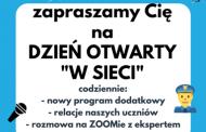 WIRTUALNY DZIEŃ OTWARTY - zapraszamy!!!