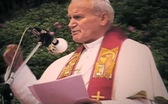 """""""Karol Wojtyła – nasz Papież"""" 100-lecie urodzin Jana Pawła II"""