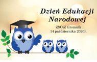 Dzień Edukacji Narodowej - ZSOiZ w Gromniku 2020