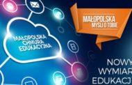 Warsztaty dla uczniów w ramach projektu Małopolska Chmura Edukacyjna